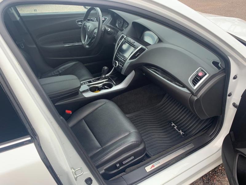 Acura TLX 2018 price $17,999
