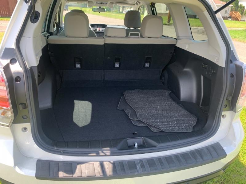 Subaru Forester 2018 price $21,900