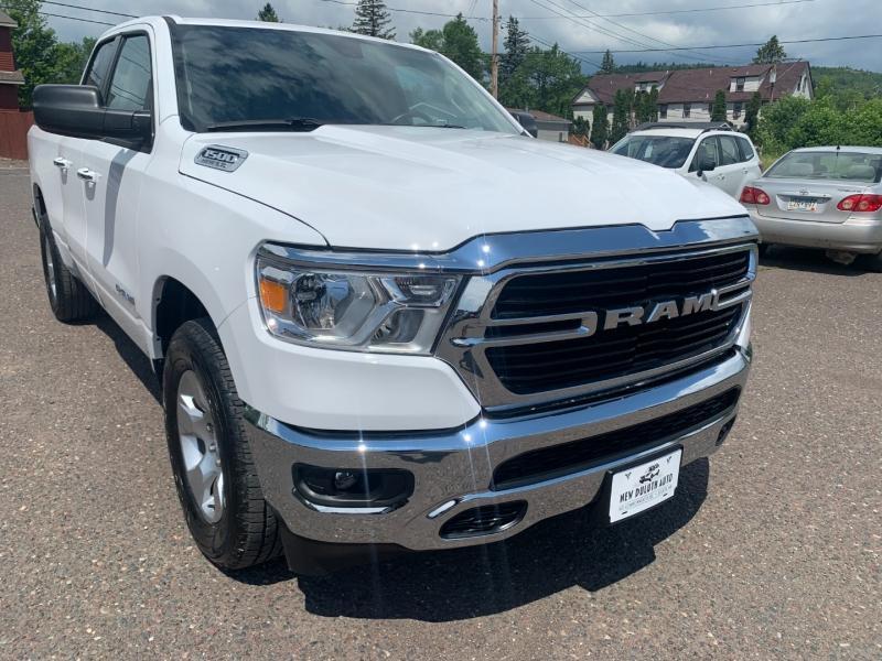 RAM 1500 2020 price $37,999