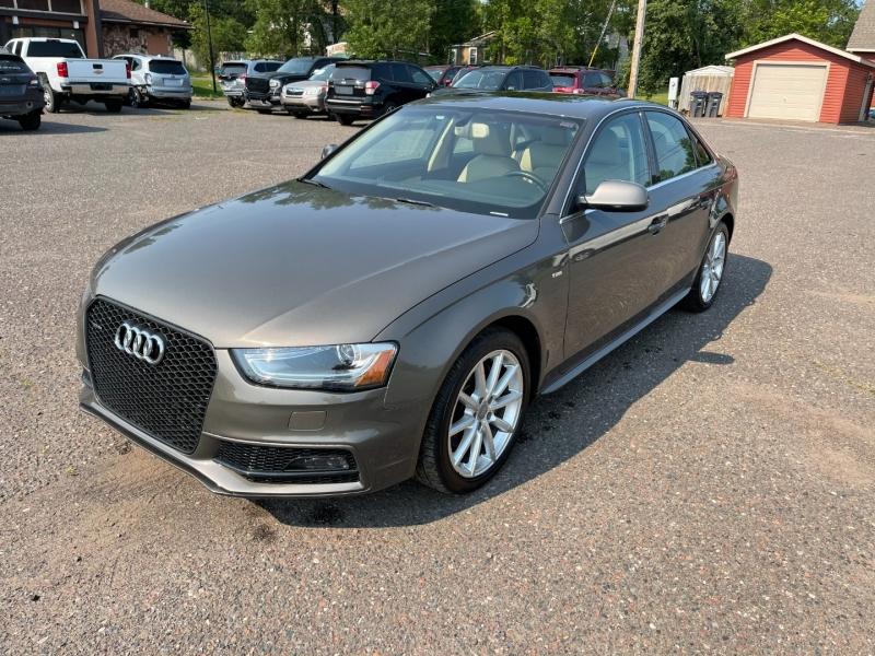 Audi A4 2015 price $17,999