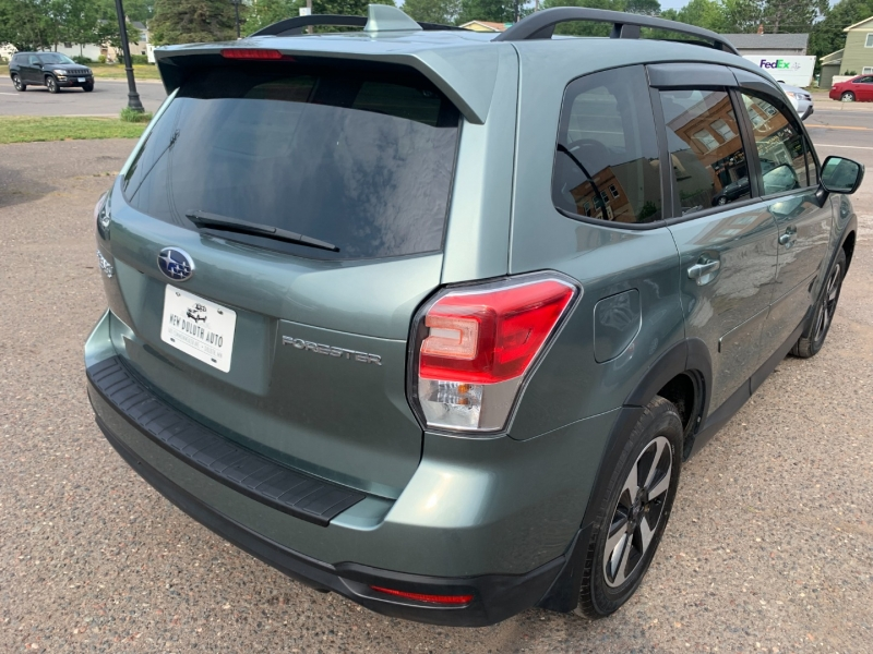 Subaru Forester 2018 price $20,999