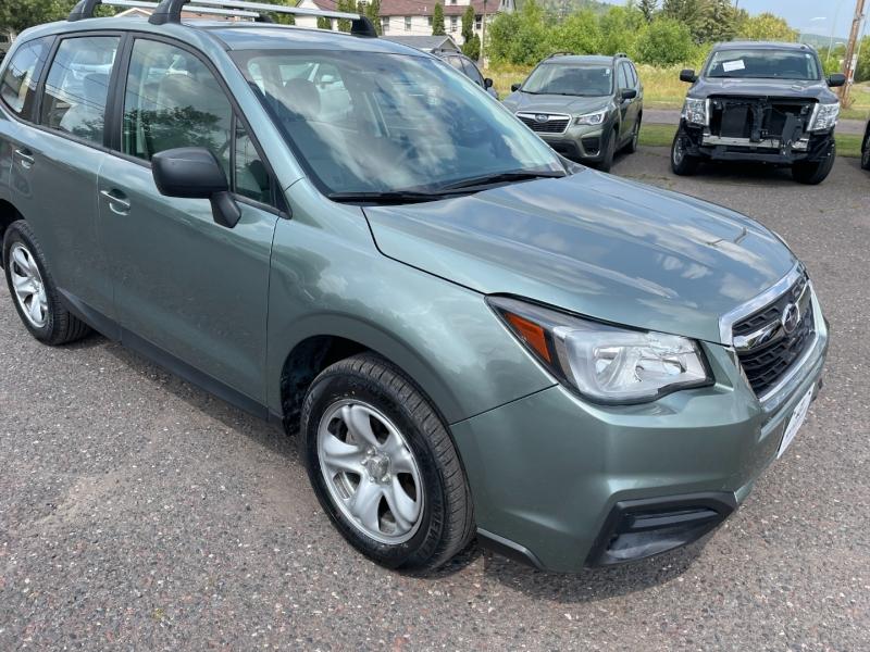 Subaru Forester 2018 price $19,999