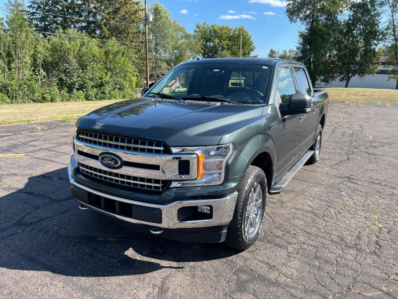 Ford F-150 2018 price $32,999