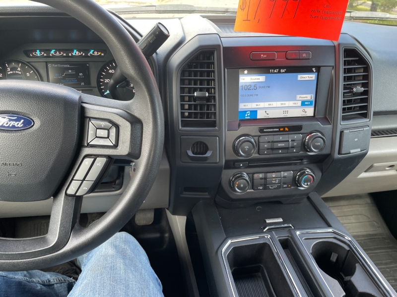 Ford F-150 2018 price $21,999