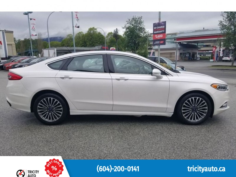 Ford Fusion 2017 price $20,995
