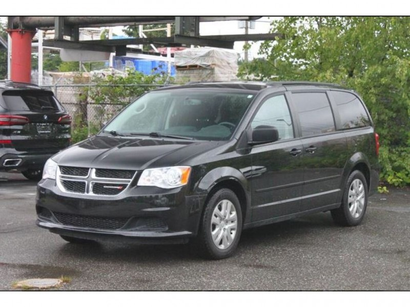 Dodge Grand Caravan 2017 price $16,450