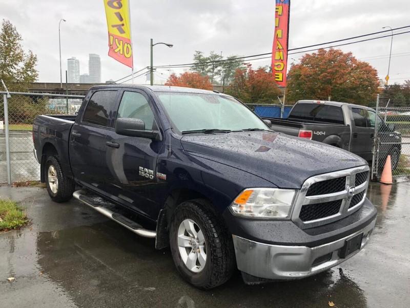 Ram 1500 2018 price $28,495