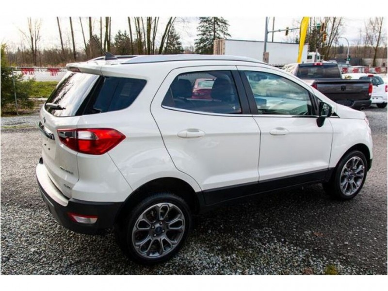 Ford EcoSport 2019 price $24,999