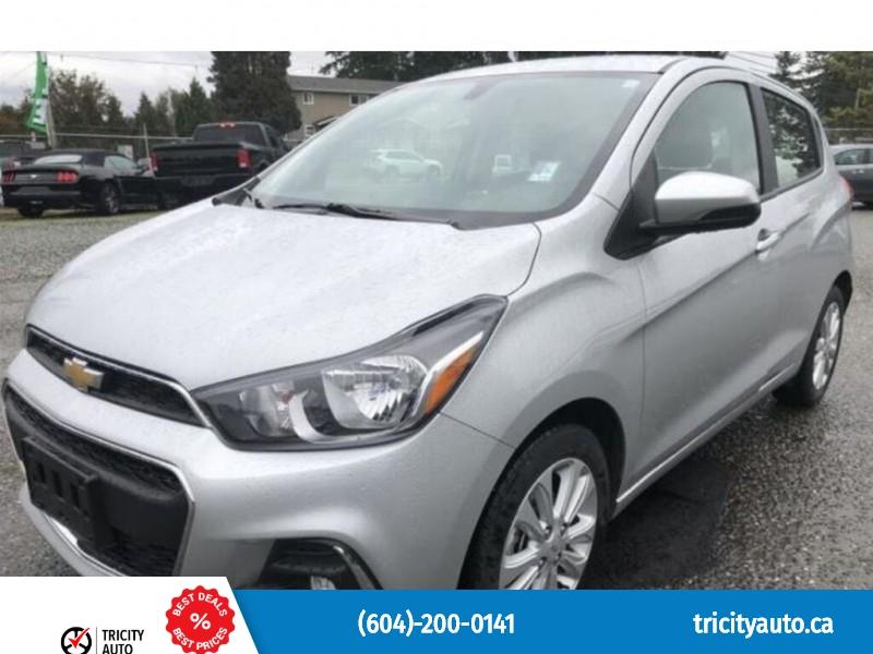 Chevrolet Spark 2018 price $11,794