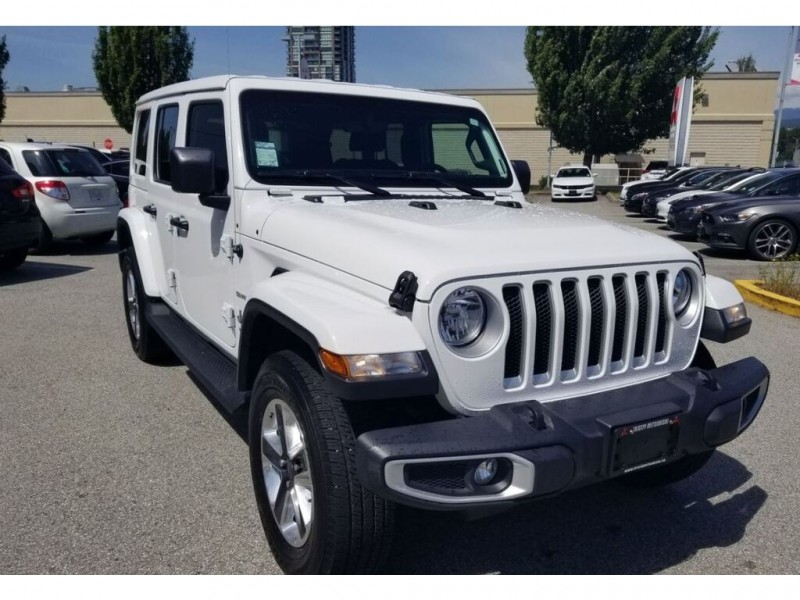 Jeep WRANGLER UNLIMITED 2020 price $49,995
