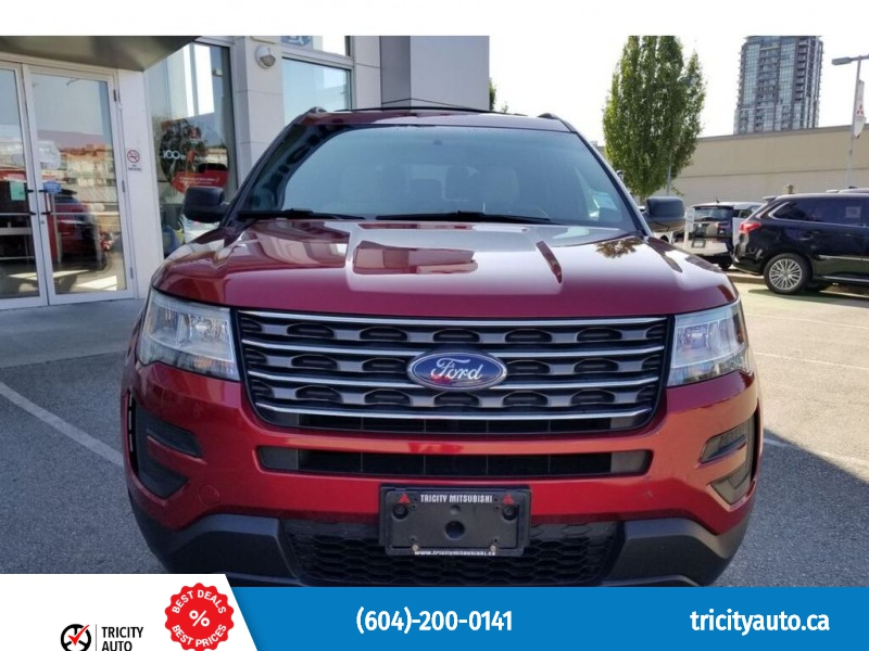 Ford Explorer 2017 price $28,995