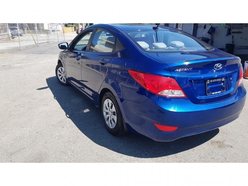 Hyundai Accent 2015 price $12,499