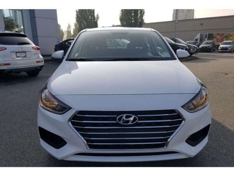 Hyundai Accent 2019 price $17,995
