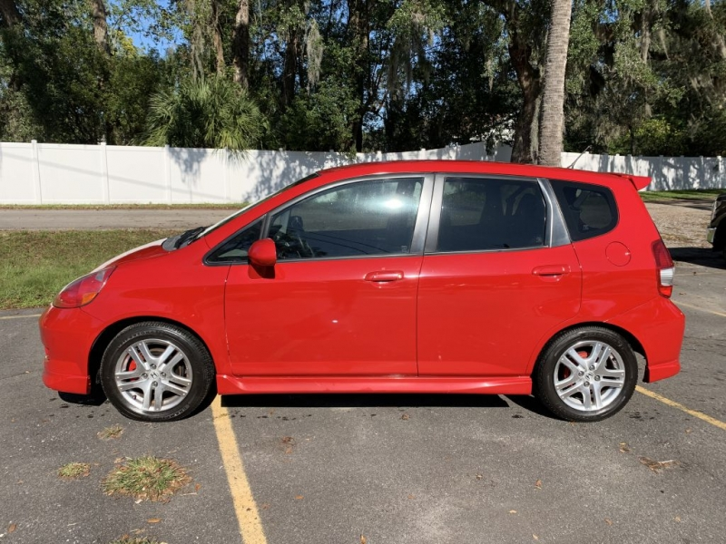 Honda FIT 2007 price $3,900