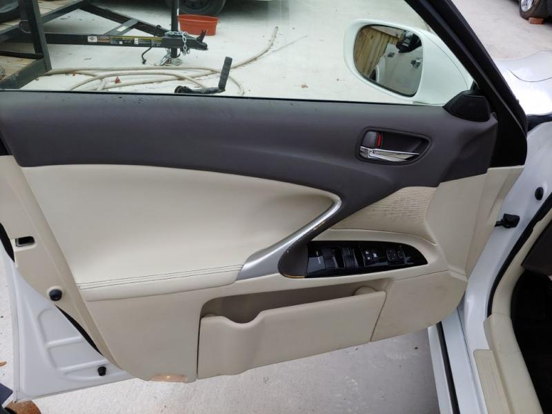 Lexus IS 2012 price $12,300