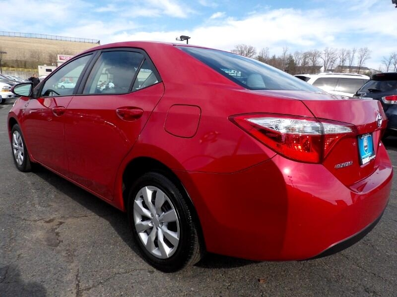 Toyota Corolla 2016 price Call for Pricing.