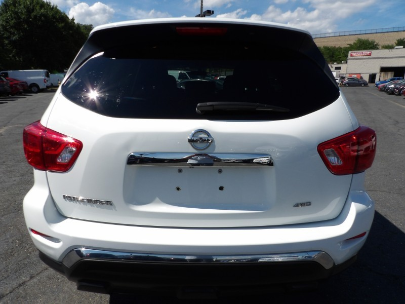 Nissan Pathfinder 2017 price $0