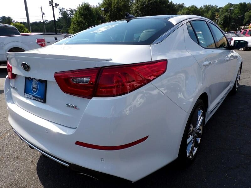 Kia Optima 2015 price $0
