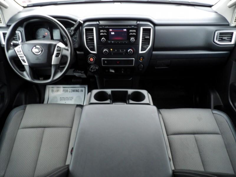Nissan Titan 2017 price $1,224