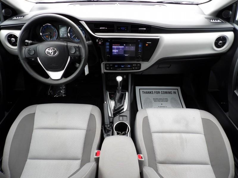 Toyota Corolla 2017 price $16,520
