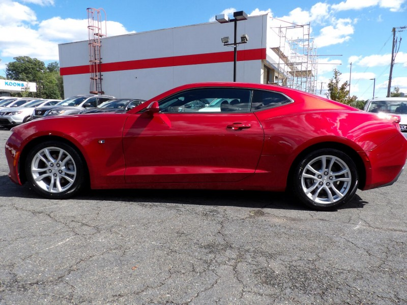 Chevrolet Camaro 2017 price $1,394