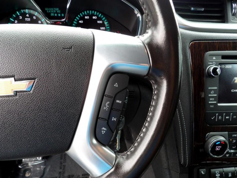 Chevrolet Traverse 2017 price $22,999