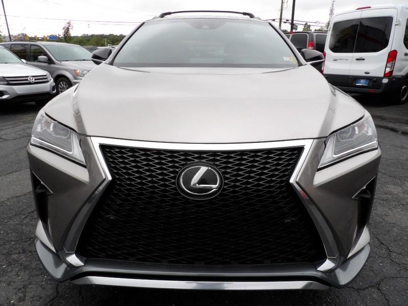 Lexus RX 350 2017 price $1,799