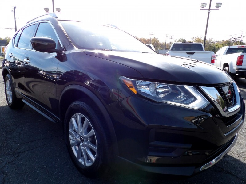 Nissan Rogue 2017 price $1,294