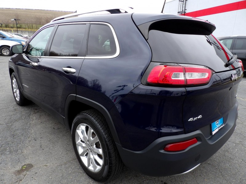 Jeep Cherokee 2016 price $1,214