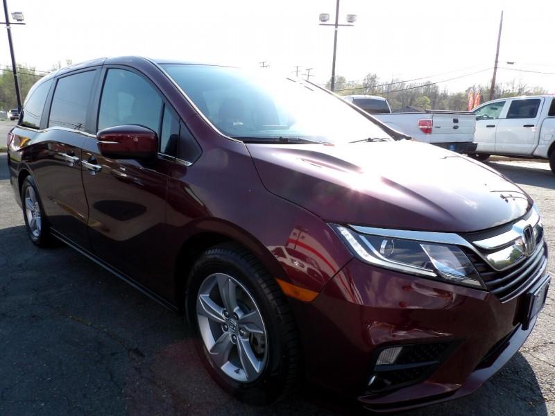 Honda Odyssey 2018 price $1,327