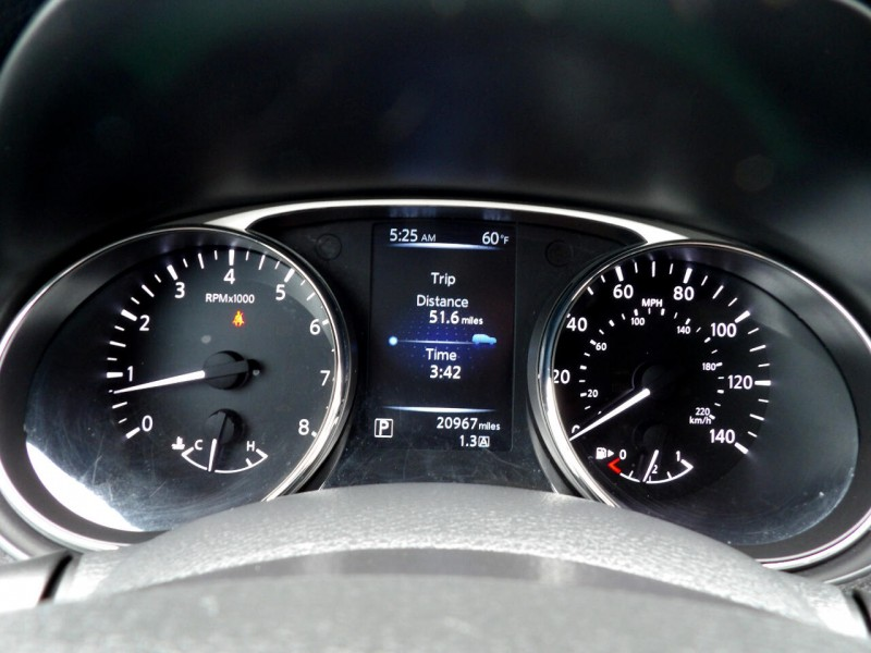 Nissan Rogue 2016 price $1,116