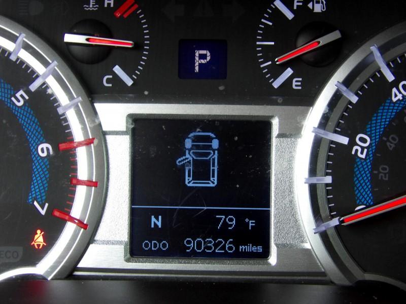 Toyota 4Runner 2016 price $1,527