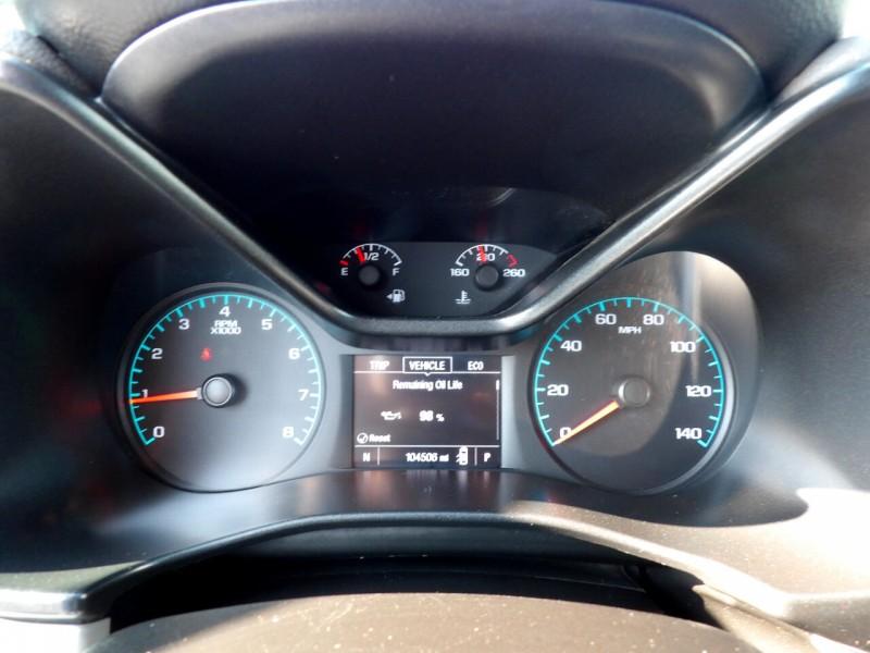 Chevrolet Colorado 2016 price $1,415