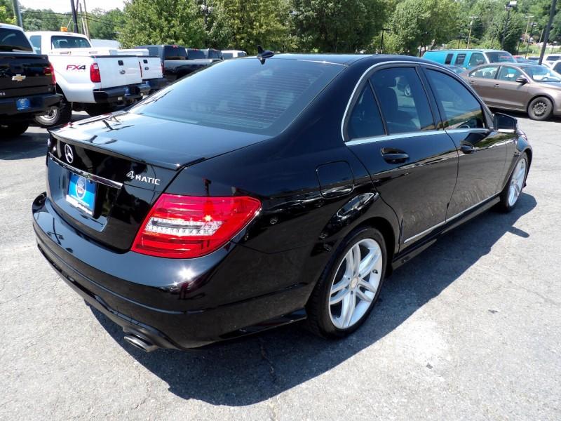 Mercedes-Benz C-Class 2013 price $1,111