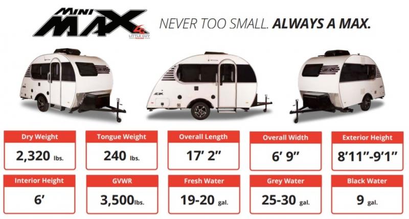 LITTLE GUY MINI MAX  2021 price $31,990