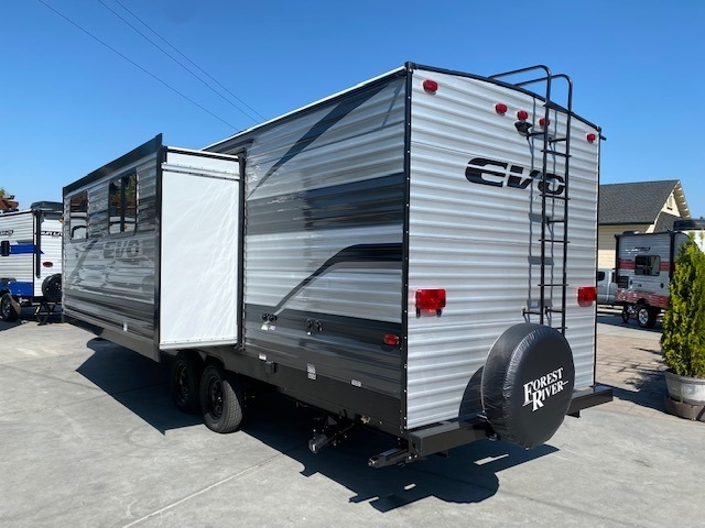 Forest River EVO Stealth 267SS  2021 price $29,990