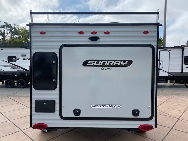 22 SUNRAY 129 SPORT *FULLY LOADED* RESERVE YOURS T  2022 price $18,990