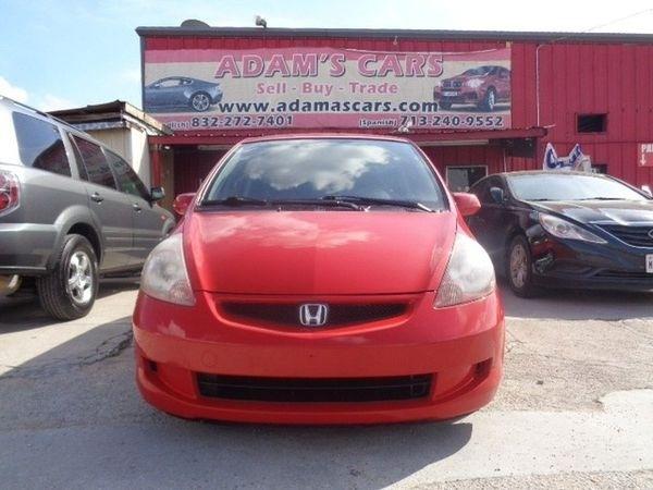 Honda Fit 2008 price $4,999 Cash