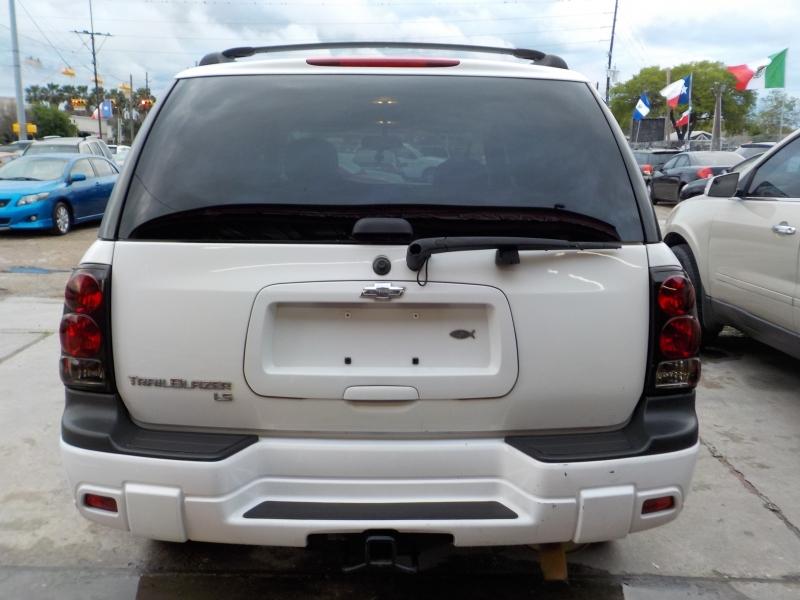Chevrolet TrailBlazer 2007 price $3,600 Cash