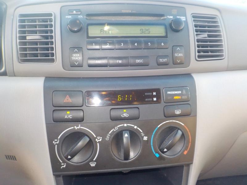 Toyota Corolla 2005 price $3,999