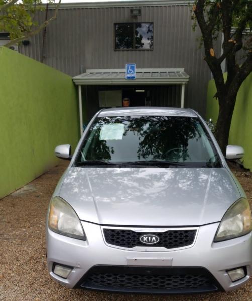 Kia Rio 2011 price $3,200