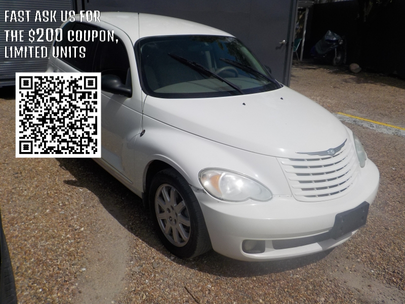 Chrysler PT Cruiser 2008 price $2,999