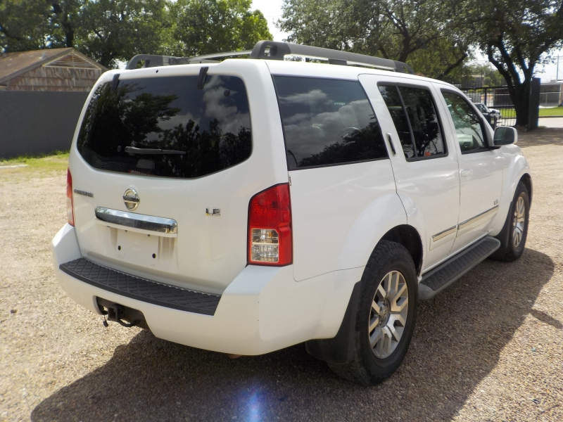 Nissan Pathfinder 2008 price $5,499 Cash