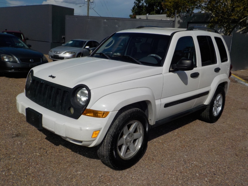 Jeep Liberty 2005 price $4,999