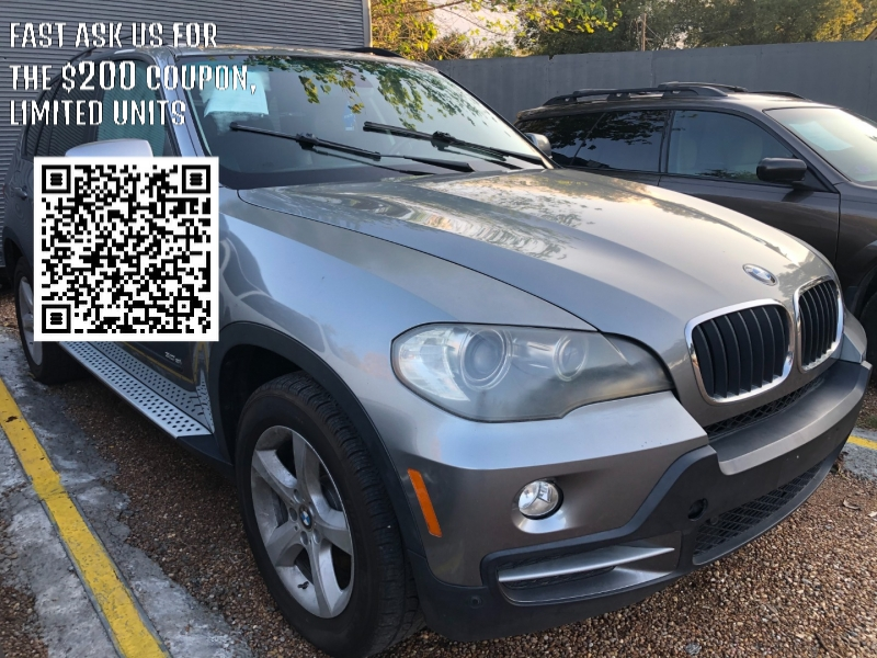 BMW X5 2008 price $5,990 Cash