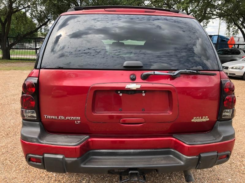 Chevrolet TrailBlazer 2005 price $2,999 Cash
