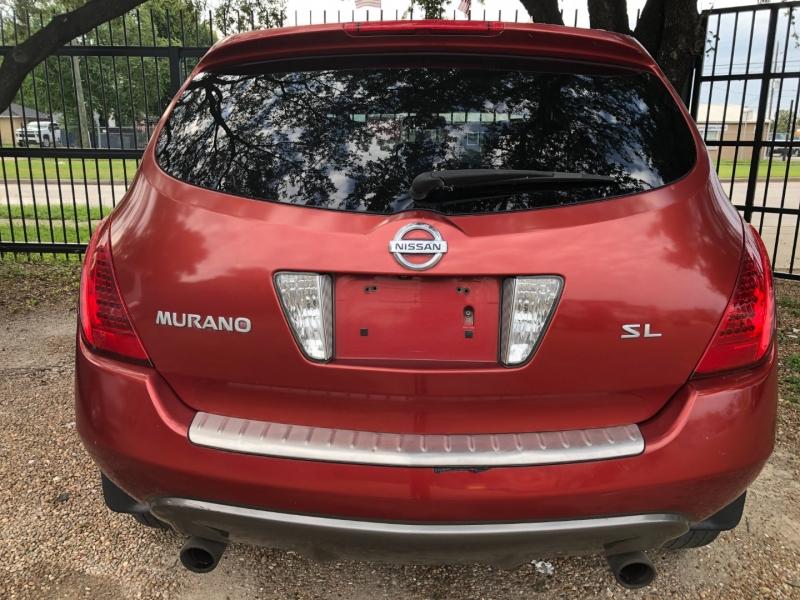 Nissan Murano 2006 price $3,300 Cash