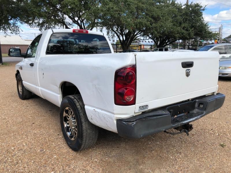 Dodge Ram 2500 2008 price $3,495 Cash