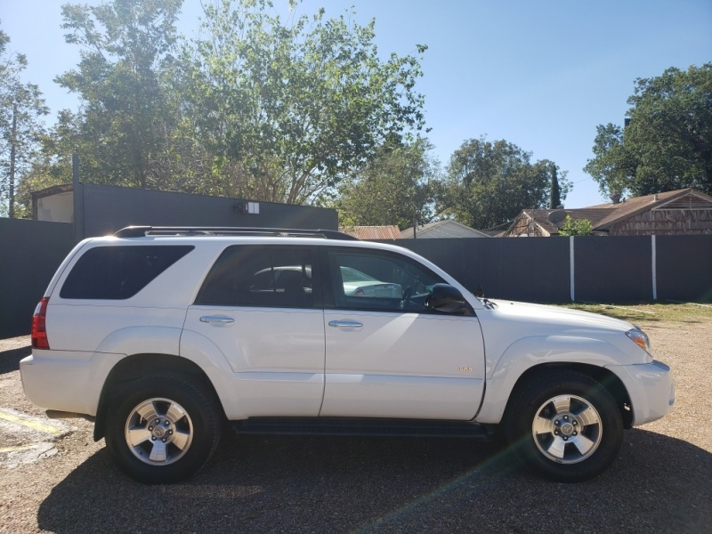 Toyota 4Runner 2008 price $7,999 Cash