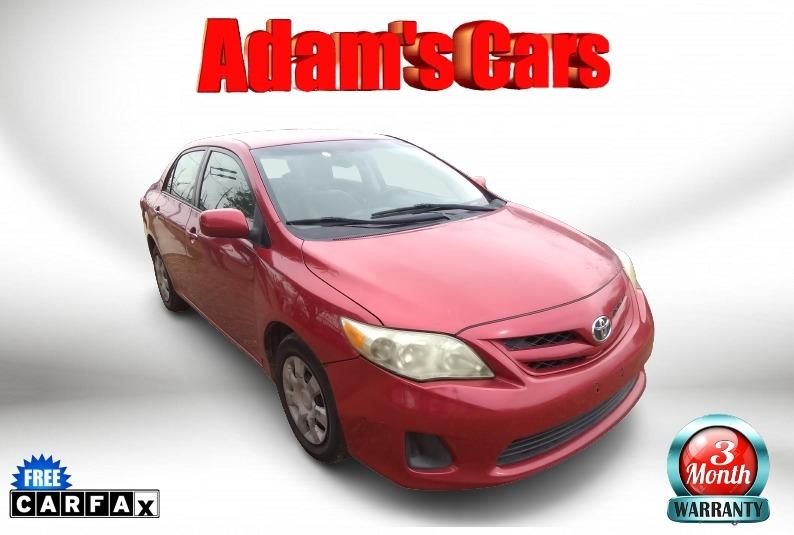 Toyota Corolla 2011 price $4,999 Cash